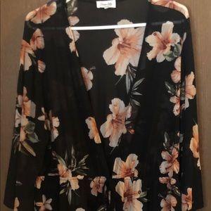 Plus size Kimonos